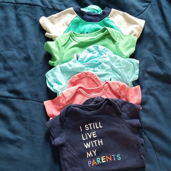 Carter's Other - Baby boy short sleeve